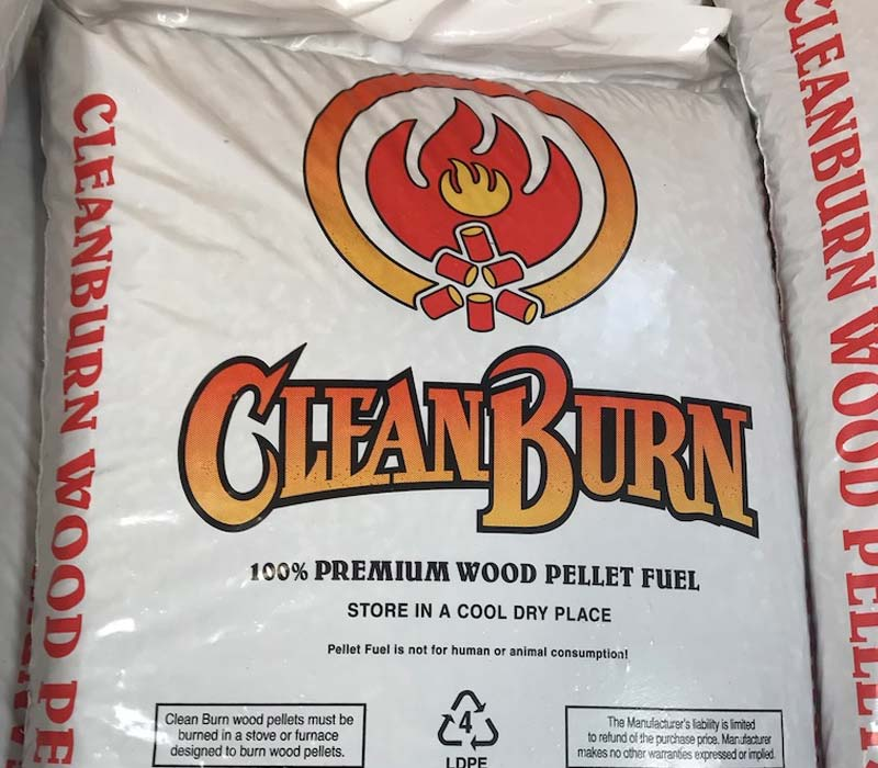 Clean Burn Pellets