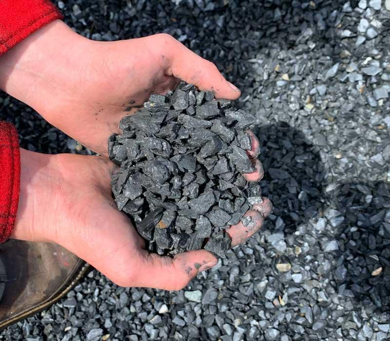 Black Chip Rock